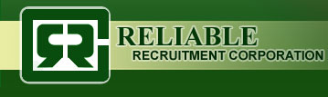 Reliable Recruitement Corporation logo